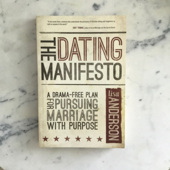 """Other - """"The Dating Manifesto"""" by Lisa Anderson"""